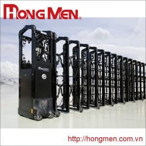 Cổng xếp Đông Phương Thần Vận - Rồng Châu Á