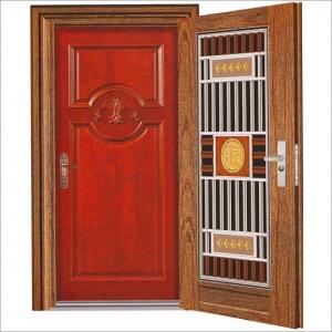 Cửa inox nhà chung cư STF-303