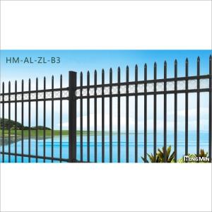 Hàng Rào Hợp Kim Nhôm HM-AL-ZL-B3