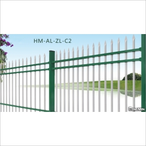 Hàng Rào Hợp Kim Nhôm HM-AL-ZL-C2