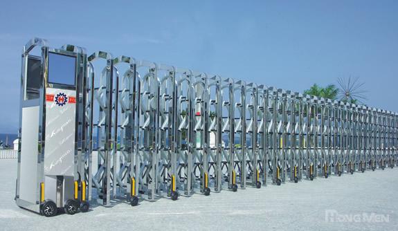 Cổng xếp Bạch Kim Cang I
